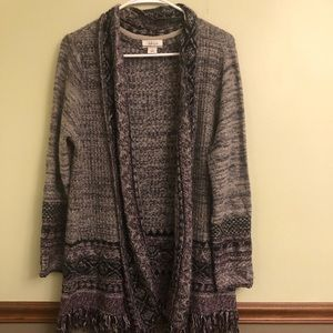 Style and Co cardigan L